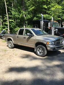 2004 Dodge Power Ram 2500 Camionnette