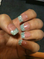 Quality Gel Nails $40 new set! $30 Fill