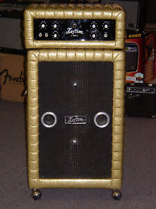 KUSTOM AMPS  (COLOR ONLY)