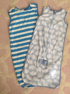 Size 0 sleeping bags