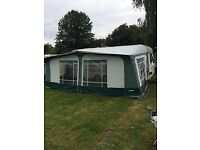 Eurovent full awning 875-900cm