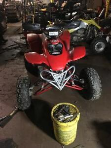 250sx and 400ex for sale 2500$ for both Saturday