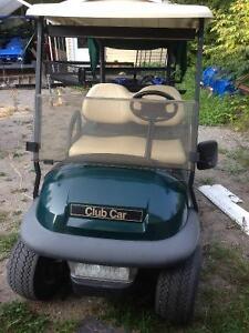 voiturette de golf (1) 2 places et une (4) places Saguenay Saguenay-Lac-Saint-Jean image 6