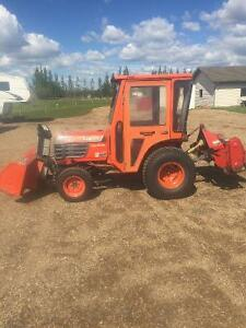 1997 Kubota B1700 for sale