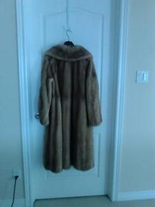 Mink fur coat Cambridge Kitchener Area image 2