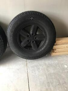 Jeep rims and tire-moving need gone