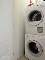 Bosch Axxis stacking washer/dryer PRICE REDUCED!!