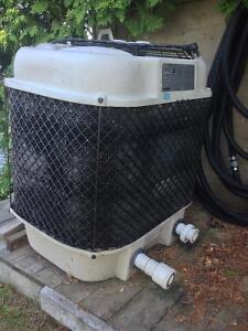 Thermo pompe pour piscine