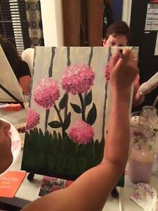 Let's Paint - Paint Night Parties in your own home! London Ontario image 3