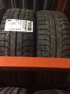 (ATN00216) Michelin X- Ice (Pair ) 205/55/16