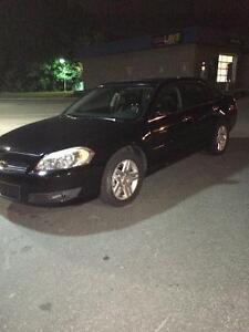 2007 Chevrolet Impala LTZ 3.9 liter  CUIR TOIT OUVRANT $4650