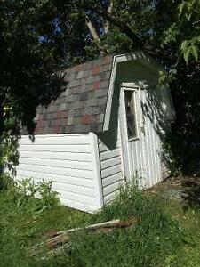 Garden/storage shed 8x10
