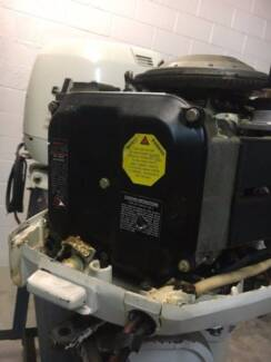 Johnson 85hp outboard motor