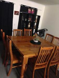 Dining table and chairs Seaford Morphett Vale Area Preview