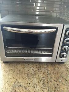Kitchen aid Toaster oven like brand new