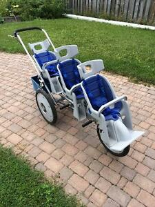 3Seater Runabout Stroller