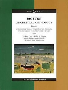 Orchestral Anthology: v. 1: The Young Person's Guide to the Orchestra,...