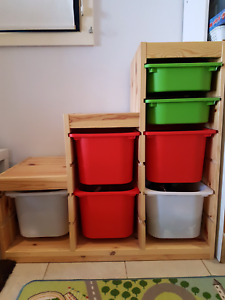 Ikea storage system Epping Ryde Area Preview