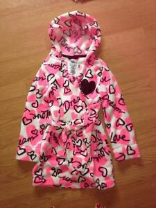 Girls Size 6/7 Justice Robe