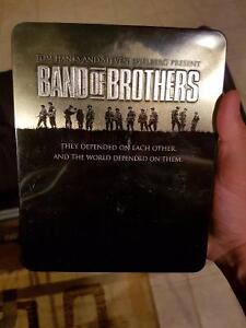 Band of Brothers Blu-Ray Collection MINT CONDITION!
