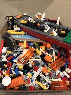 Lego 2 ½ kilo's  !