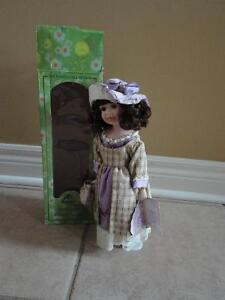 Brand new in box collectible porcelain doll London Ontario image 3