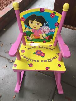 Dora rocking chair