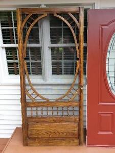 Front Entry Steel Door