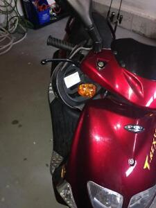 2005, mint condition gas scooter 1600 klms