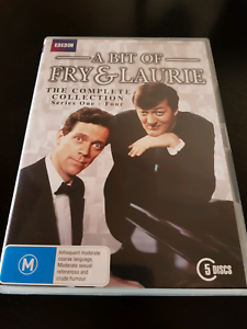 A Bit of Fry & Laurie (The Complete Collection - Series 1-4) St Agnes Tea Tree Gully Area Preview
