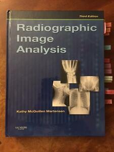 Medical Radiologic Technology Textbook Set + More
