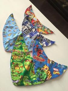 Lot of waterproof bandana bibs