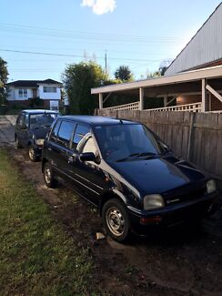 1994 DAIHATSU MIRA.  Such a LOW PRICE. 2 CARS FOR $750