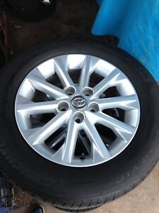 """Toyota Camry & Aurion 16"""" alloy wheels Pacific Paradise Maroochydore Area Preview"""