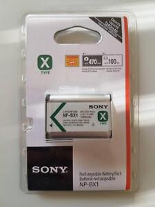 Sony NP-BX1 Battery Campsie Canterbury Area Preview