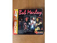 BOB MARLEY COLLECTION x 4 CDs BOX SET