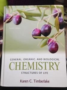 General, Organic, and Biological Chemistry - 4 Ed