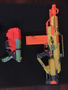NERF GUNS Collinswood Prospect Area Preview