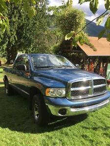REDUCED: 2004 Dodge Power Ram 1500 Pickup Truck