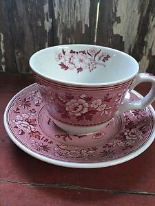 The Spode Archive Collection Botanical Teacup and Saucer Edmonton Edmonton Area image 2
