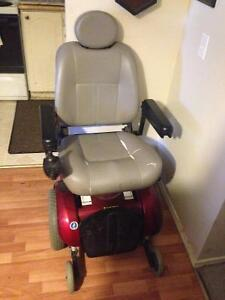 Jazzy Select 14 Electric Wheelchair