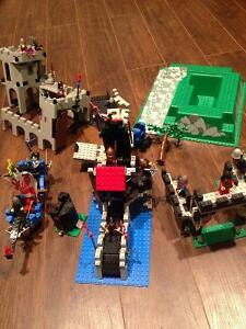 Selling some castle lego