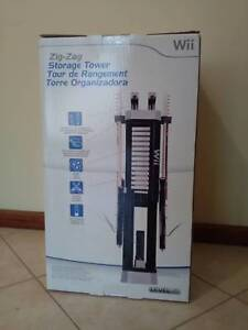 NINTENDO Wii - STORAGE TOWER - RARE Happy Valley Morphett Vale Area Preview