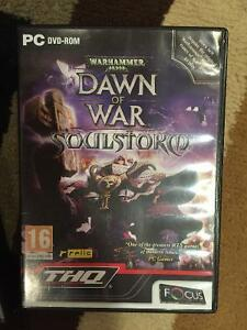 Dawn of War PC Game with Expansions Oakville / Halton Region Toronto (GTA) image 1