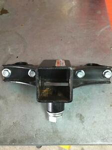 ATV trailer hitch