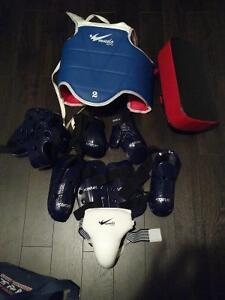 Marshal Arts Sparring Gear - Youth..