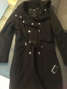 Manteau automne trench Calvin Klein Small