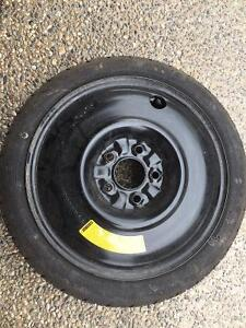Dunlop Space Miser Spare Tire
