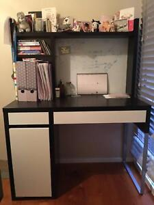 Desk with whiteboard and storage Croydon Maroondah Area Preview