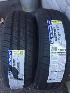 2 Brand New Michelin 175/65R14 DESTINY